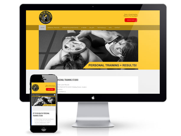 fittobehealthy-website-portfolio